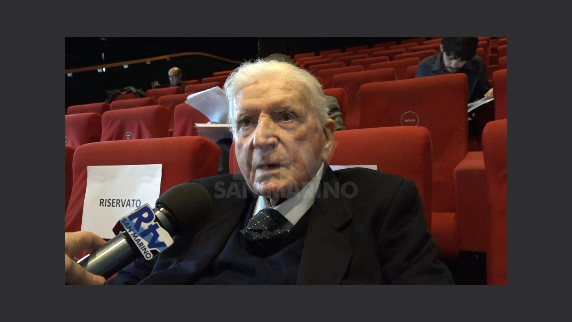 E' morto Sergio Zavoli: ha fatto la Storia del giornalismo italiano
