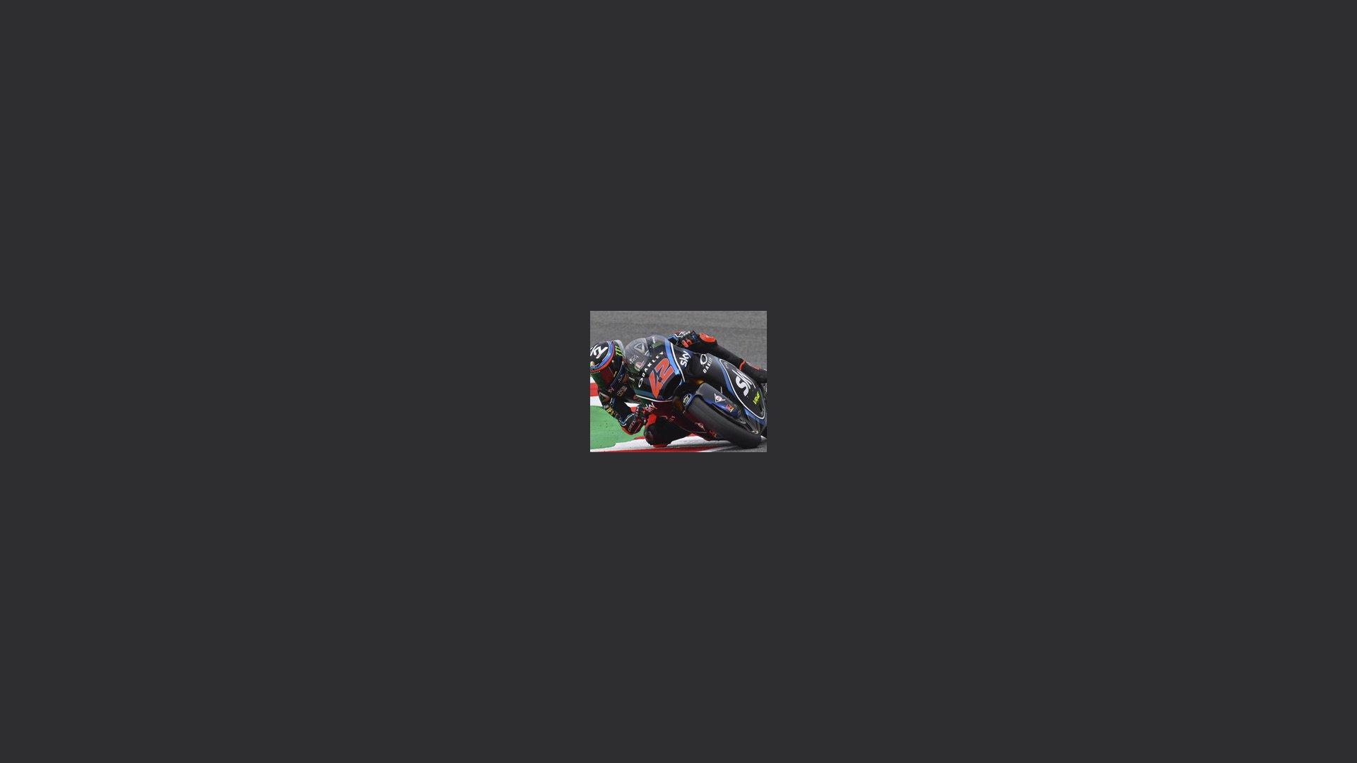 Moto 2: Francesco Bagnaia e altro trionfo italiano a Misano