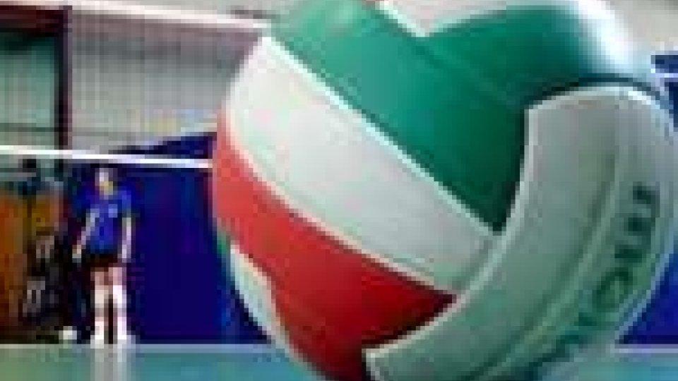Volley, anticipo di campionato questa sera per la Gulf Femm San Marino