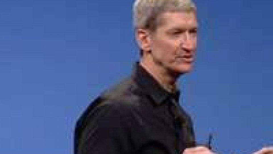 Tim Cook di Apple eletto gay più influente degli Usa