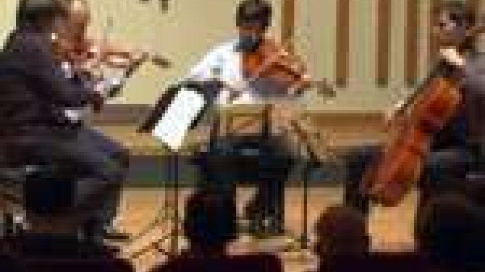 Musica: eseguito quartetto d'archi inedito di Beeethoven