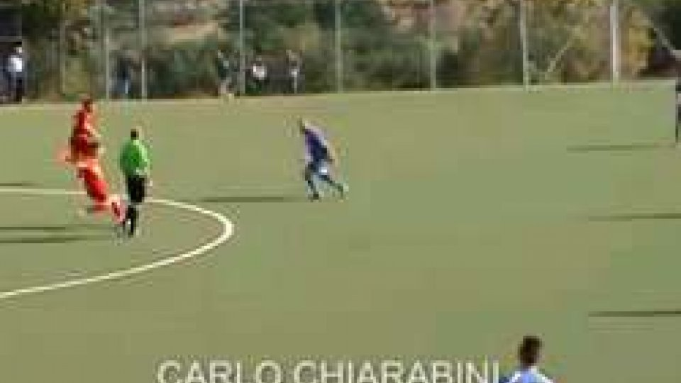 Campionato sammarinese: la magia di Chiarabini, gol come Florenzi!Campionato sammarinese: la magia di Chiarabini, gol come Florenzi!