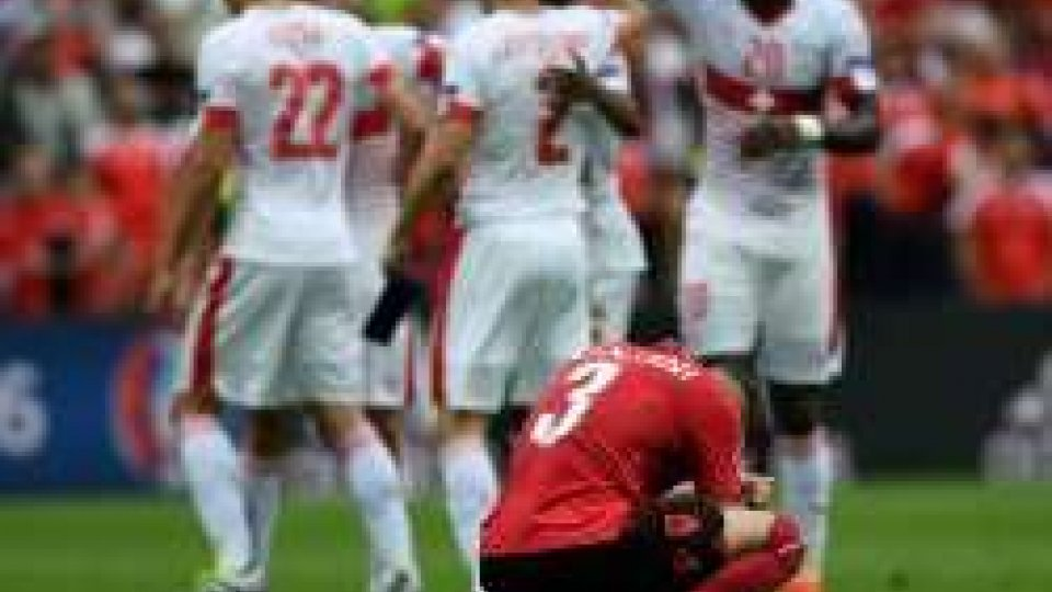 Albania-Svizzera 0-1