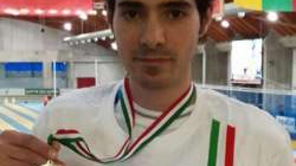 Atletica: Luca Maccapani è il nuovo Campione Italiano Master nel salto in lungo