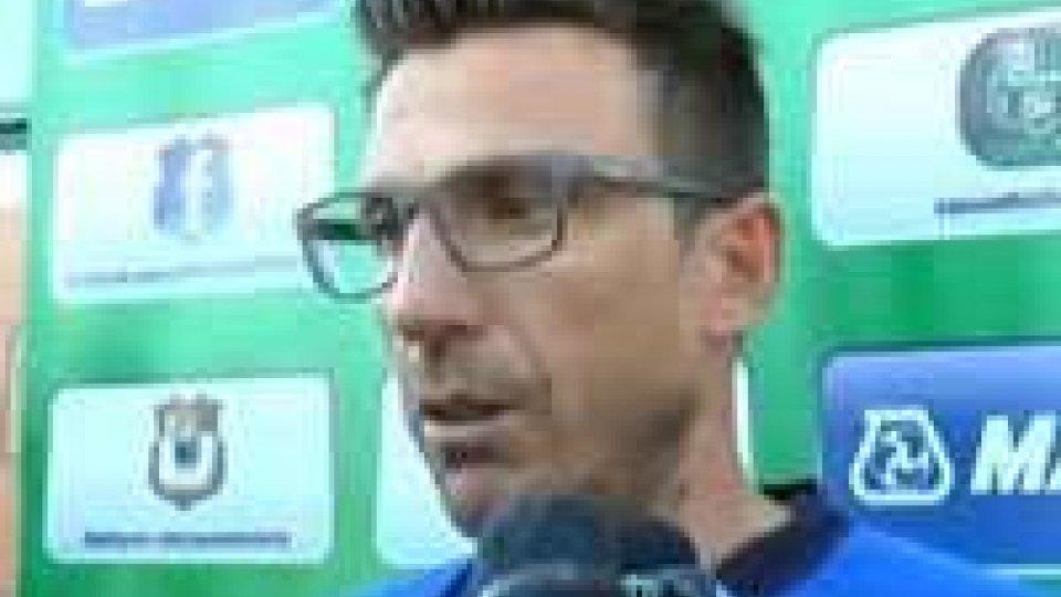 """Sassuolo, Di Francesco: """"Vogliamo una salvezza tranquilla""""Sassuolo, Di Francesco: """"Vogliamo una salvezza tranquilla"""""""