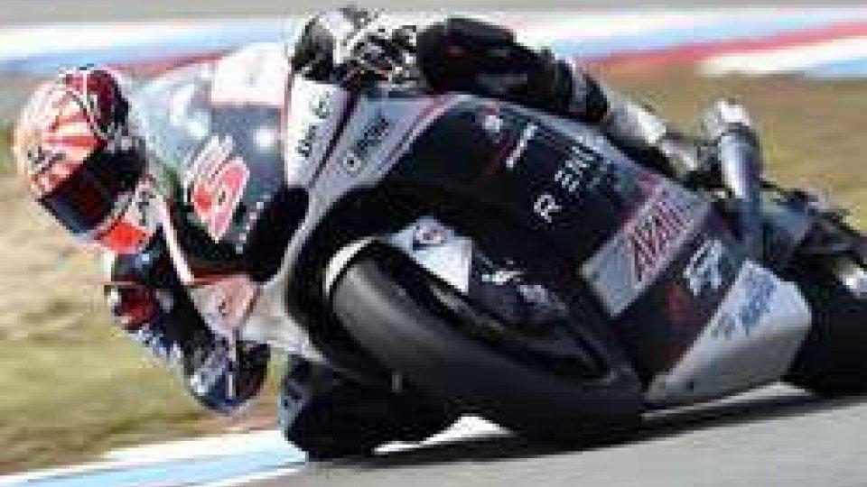 Moto2, Zarco sul gradino più alto