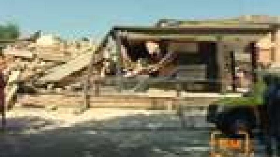 Terremoto: le voci degli abitanti di CavezzoTerremoto: le voci degli abitanti di Cavezzo