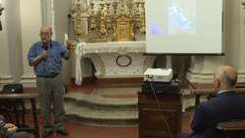 Serata ValloniSCRIGNO D'ARTE: Oratorio al Valloni, tornano i dipinti in restauro