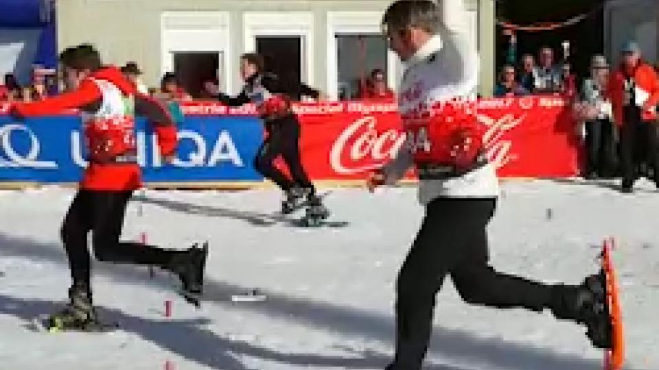 Marco De Angelis in azione