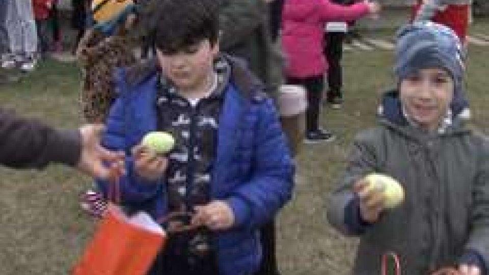 Pasqua: è 'caccia alle uova' a Villa Manzoni
