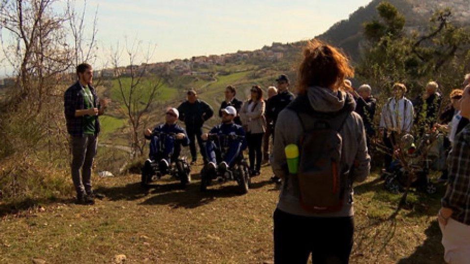 Reggenza a MontecerretoSentieri accessibili e una vita 'green': per San Marino una settimana densa di messaggi