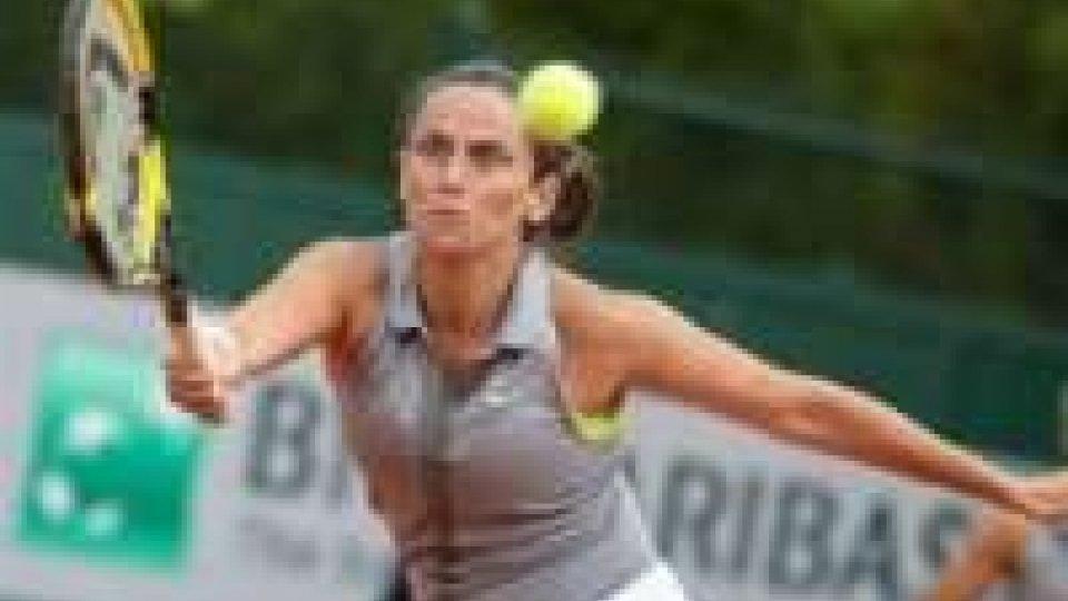 Tennis, Istanbul: anche la Vinci nei quarti