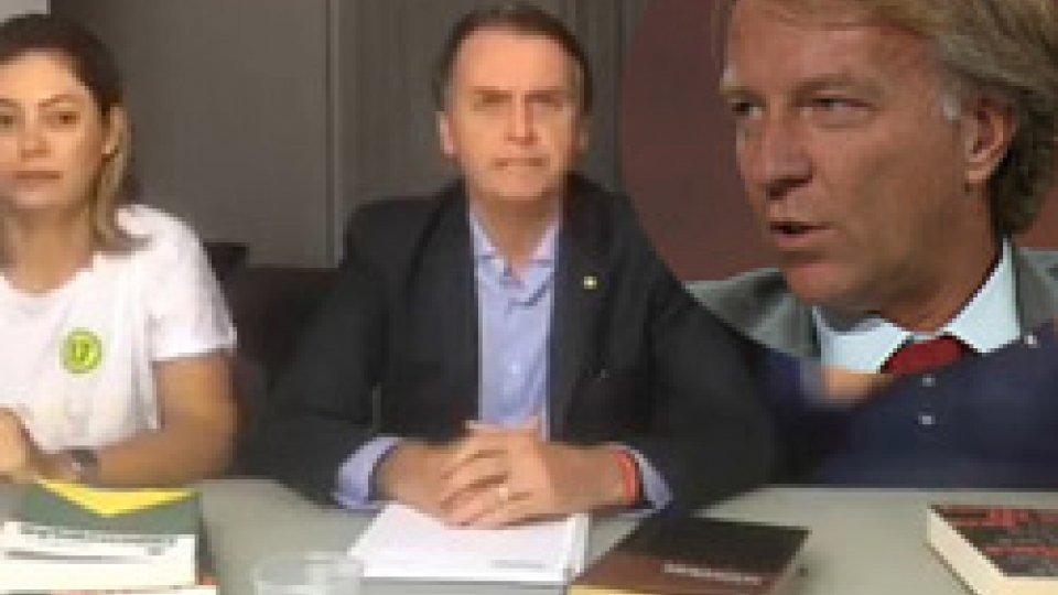 Jair BolsonaroBrasile: anche il Titano alla cerimonia di insediamento del nuovo Presidente
