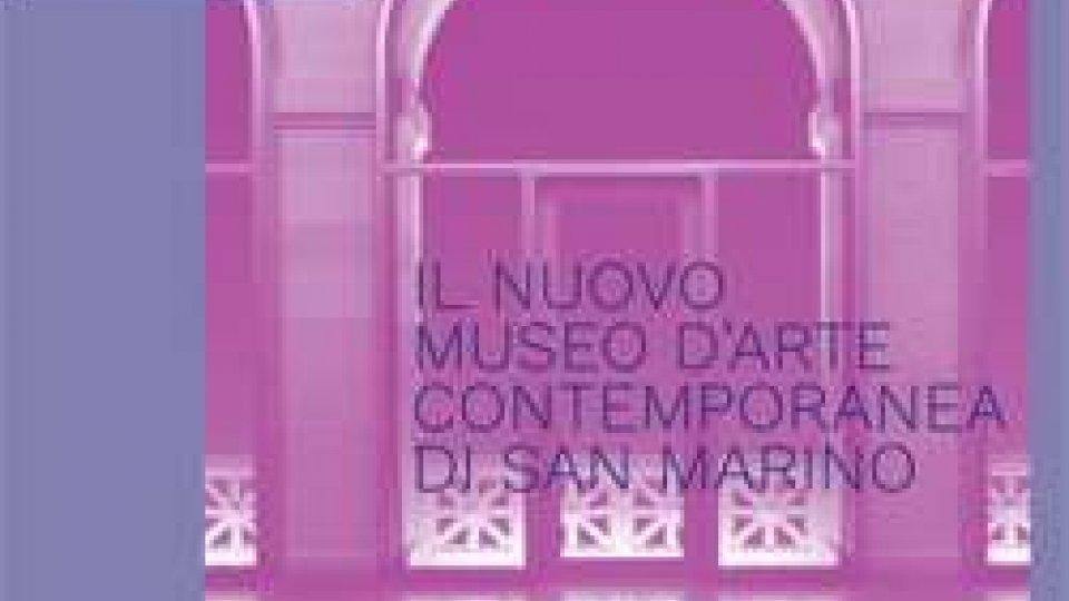 Sabato 7 luglio il nuovo museo d'arte moderna e contemporanea di San Marino
