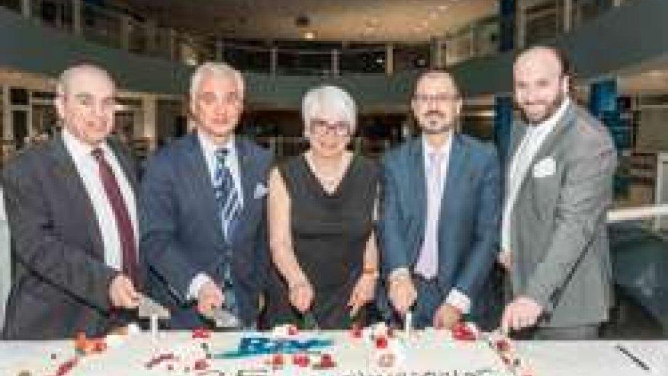 il taglio delle torta dei Presidenti Rtv (@Flippo Pruccoli)