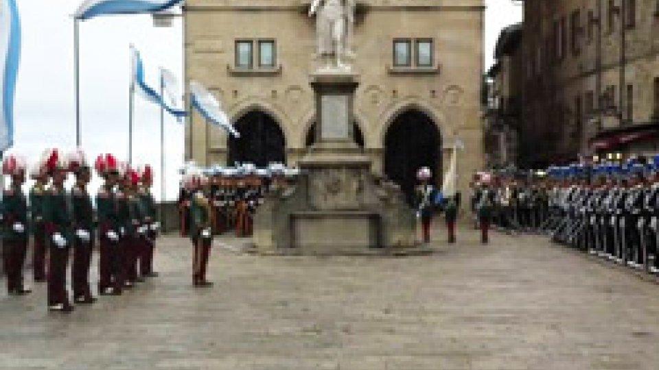 1° Ottobre: si insediano i Capitani Reggenti a San Marino