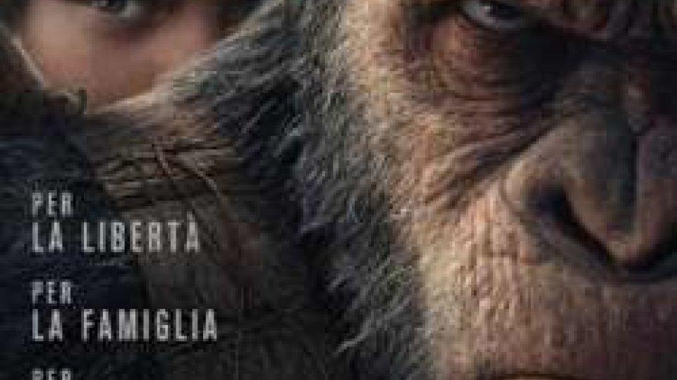 Cinema Concordia: in programmazione The war - Il pianeta delle scimmie