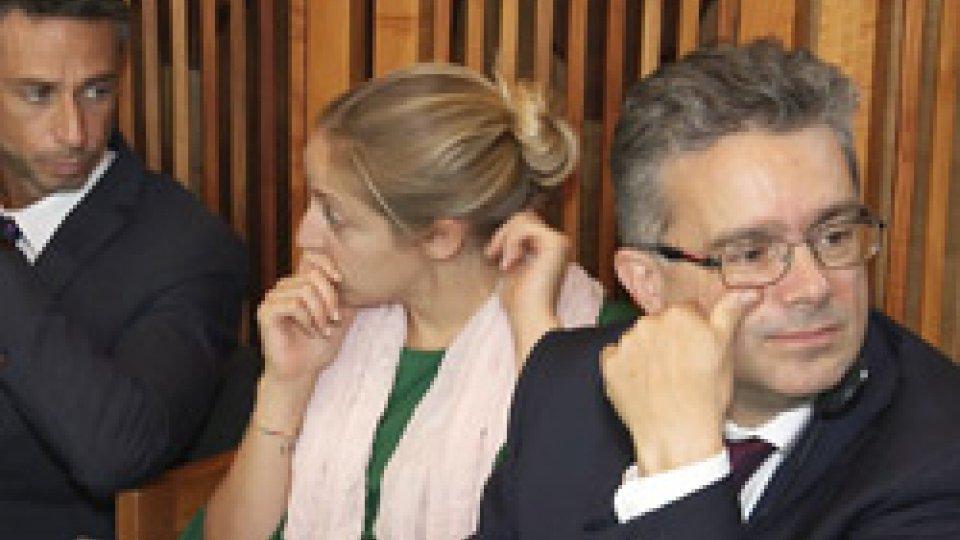 Da sx: Emmanuel Gasperoni, Margherita Amici e Pierluigi Zanotti