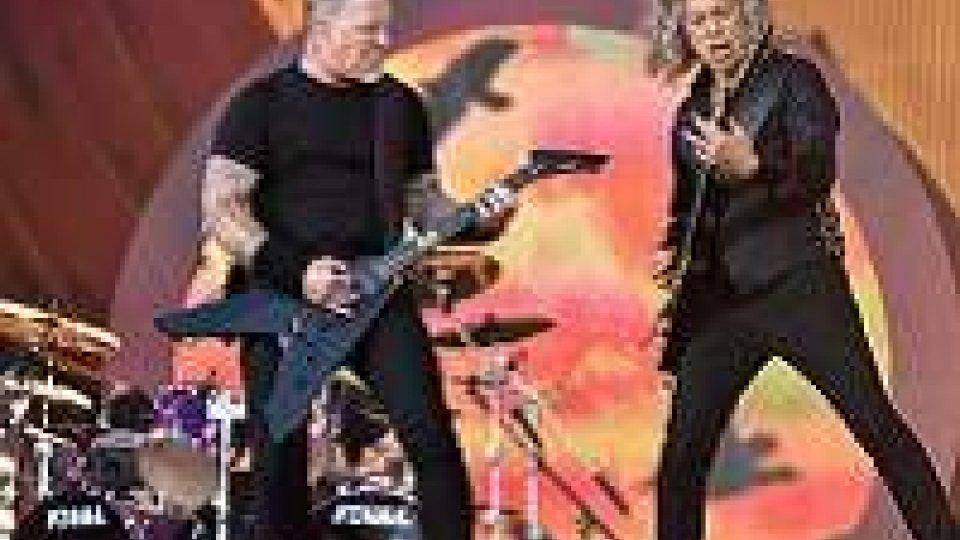 Metallica, con Halloween arriva il nuovo brano