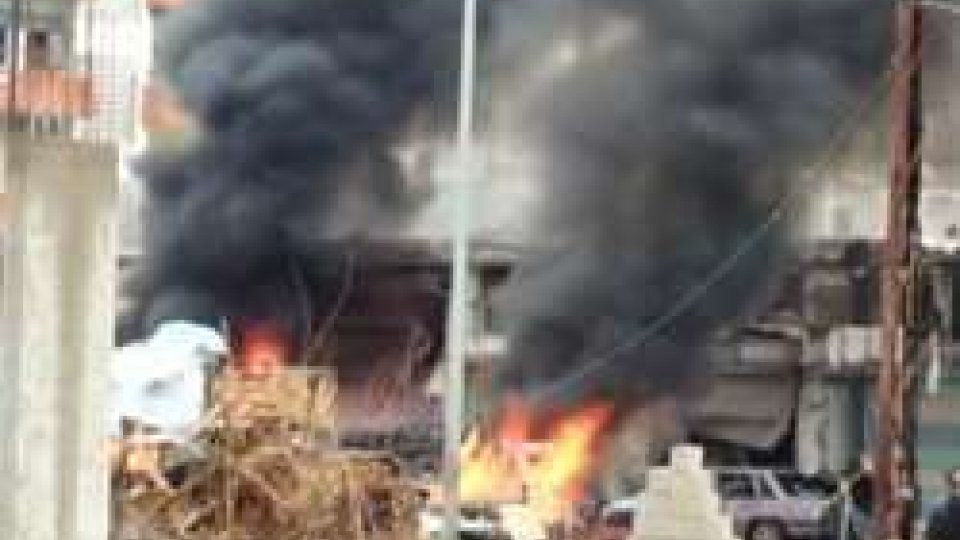 Attacchi terroristici in serieAttacchi terroristici in serie in Medio Oriente