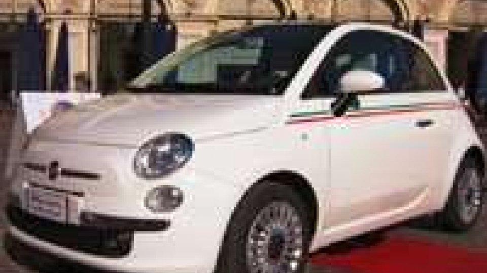 Auto: Fiat, 500 auto più venduta in Europa (+22,2%)