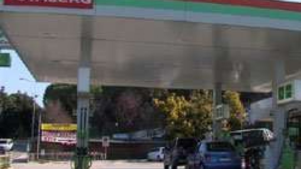 San Marino: rapina a mano armata al distributore Erg di SerravalleSan Marino: rapina a mano armata al distributore Erg di Serravalle