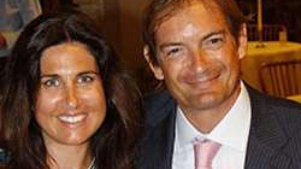 Matteo Cagnoni e Giulia Balestri