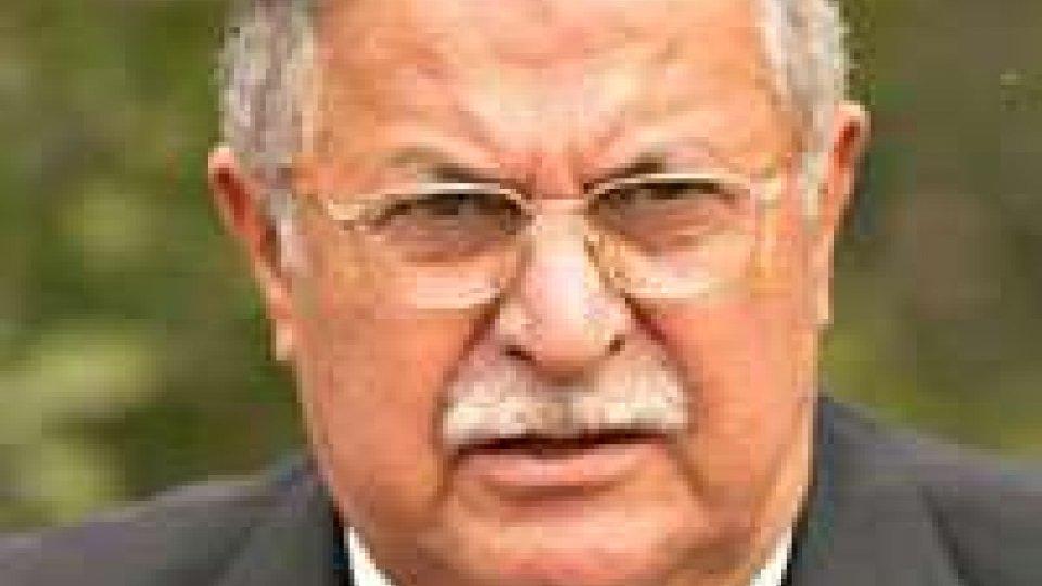 Iraq: ricoverato d'urgenza Jalal Talabani