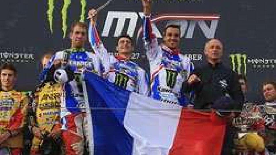 Motocross, MX-GP of Nations: la Francia si prende tuttoMotocross, MX-GP of Nations: la Francia si prende tutto