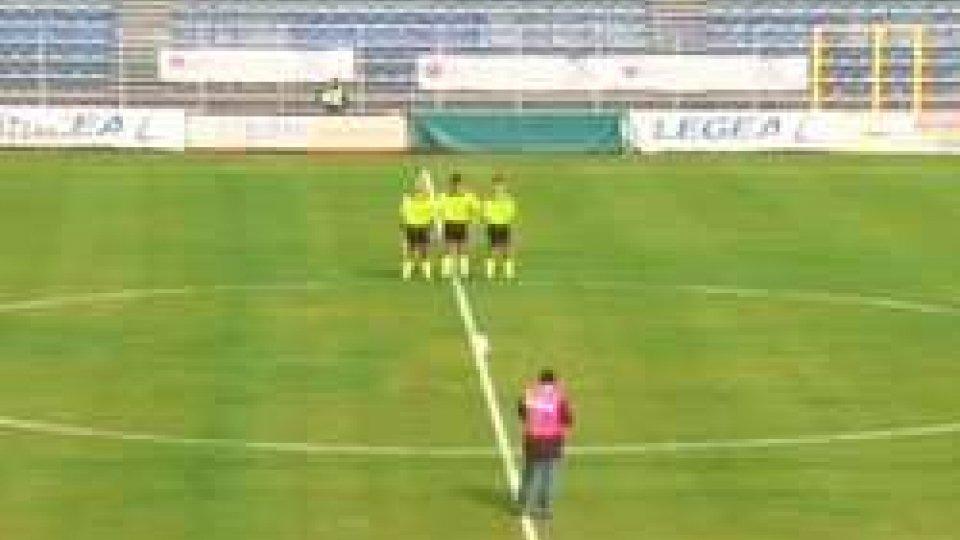 Lupa Roma-SantarcangeloLupa Roma-Santarcangelo: nessun gol, poche emozioni