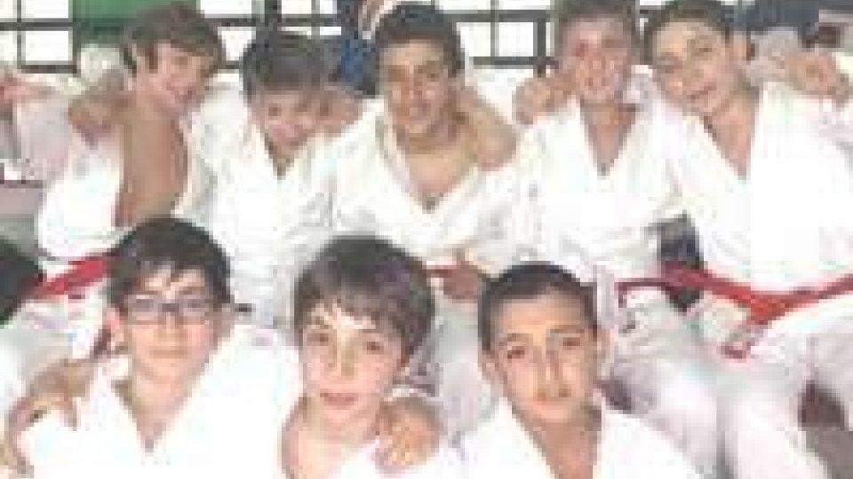 Judo: altre medaglie per San Marino
