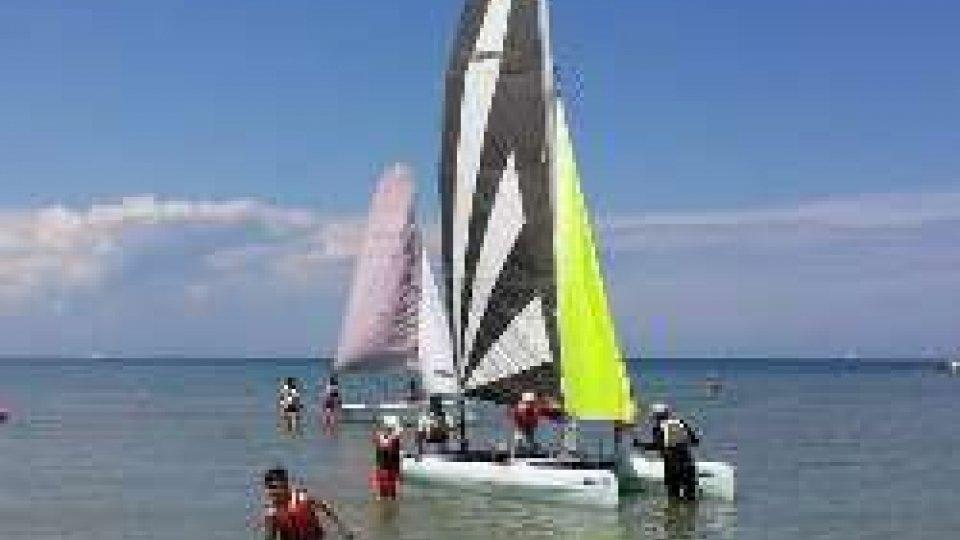Vela: i corsi dello Yachting Club San Marino - Federazione Sammarinese Vela