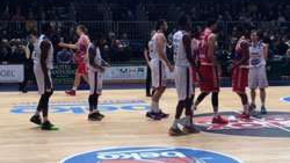 Il fine partitaLa VL Pesaro si ferma a Cantù, 90-65 il finale