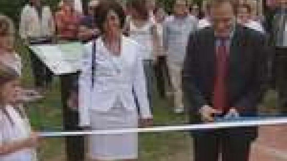"""Inaugurato il """"Percorso per la salute del cuore"""" a Montegiardino"""