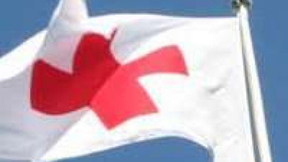 Medaglia d'oro al presidente Croce Rossa Sammarinese dalla Regina di Spagna