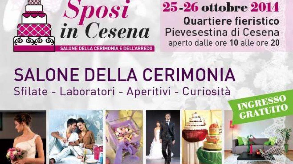 Sposi in Cesena, tutto per il giorno più bello