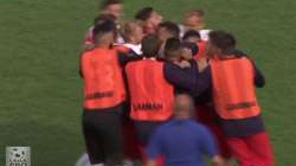 Sudtirol-Maceratese 1-0: punizione di Furlan e bolzanini quasi salviSudtirol-Maceratese 1-0: punizione di Furlan e bolzanini quasi salvi