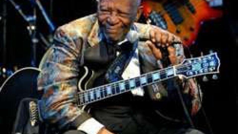 """E' morto B.B. King, """"il re del Blues"""""""