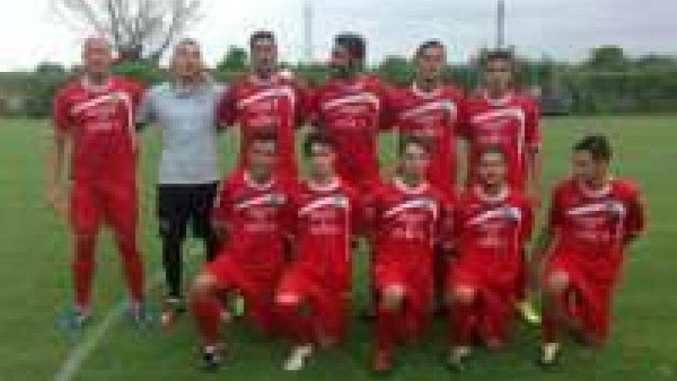 San Marino - Santarcangelo 0-2