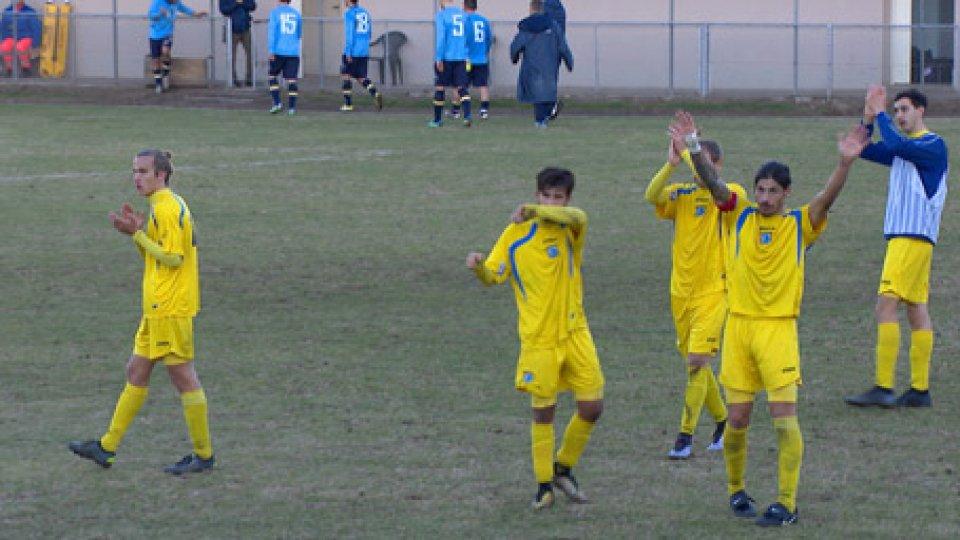San Marino batte il Sasso MarconiAncora Rrasa, ancora 1-0: il San Marino batte il Sasso Marconi