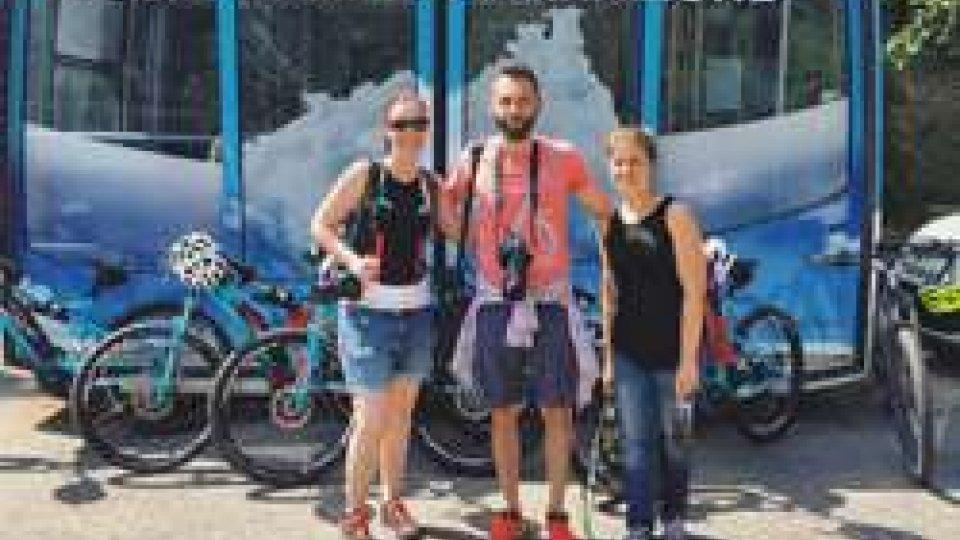 Travel blogger e top influencer a San Marino alla scoperta dei percorsi naturalistici in partnership con Blogville Europe e Iambassador