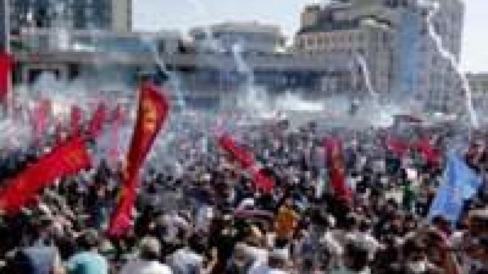Turchia: vicepremier, 'diaspora ebraica' dietro proteste
