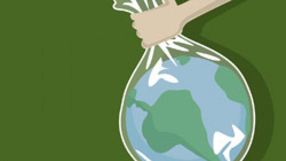 Rinunciare ai sacchetti di plastica per salvare il pianeta