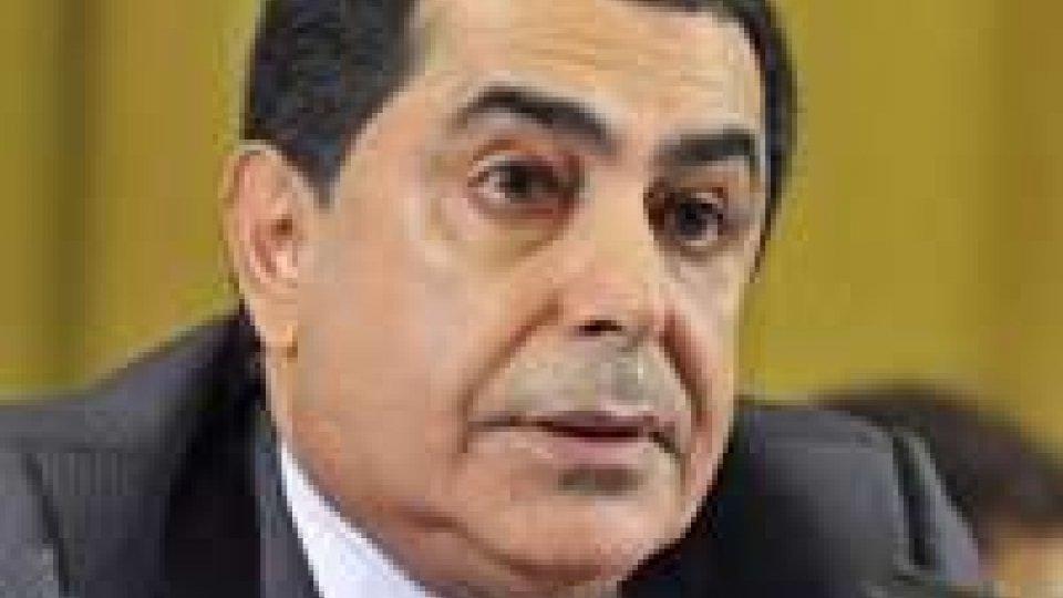 Al Nasser in visita sul Titano.Al Nasser in visita a San Marino