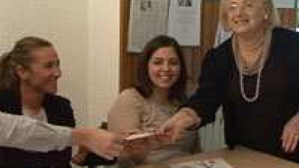 Giovani in politica donano 1440 euro all'Associazione OncologicaGiovani in politica donano 1440 euro all'Associazione Oncologica