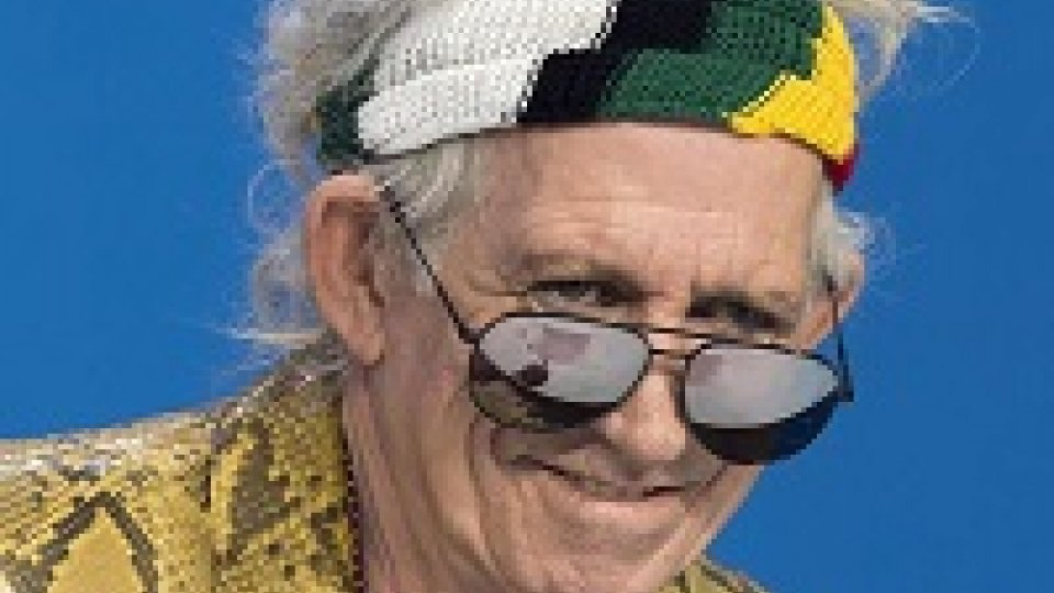 Keith Richards, addio ai superalcolici
