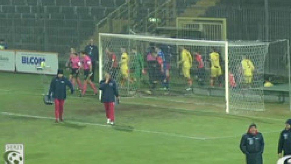 Ravenna GubbioIl campionato di serie C si ferma per la sosta invernale, si riparte il 19 gennaio