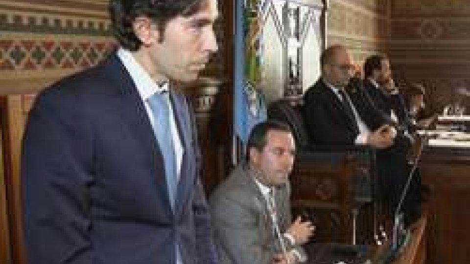 A sinistra Massimo Andrea Ugolini