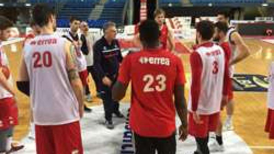 Basket: vittoria salvezza per la VL Pesaro