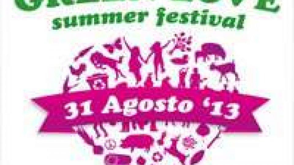 Green Love Summer Festival: tanta musica e arte a 360 gradi, per amare l'ambienteGreen Love Summer Festival: tanta musica e arte a 360 gradi, per amare l'ambiente